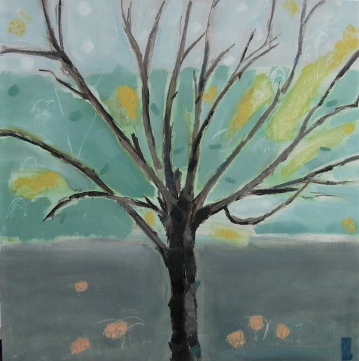 Autumn tree, Luray.