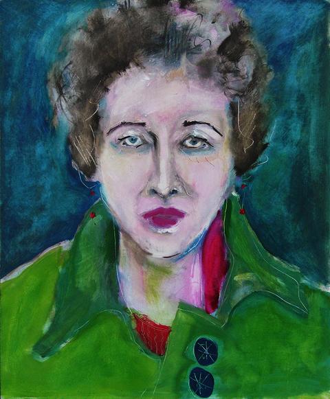 A Portrait of Sarah.