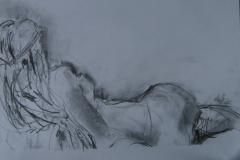 Life drawing.