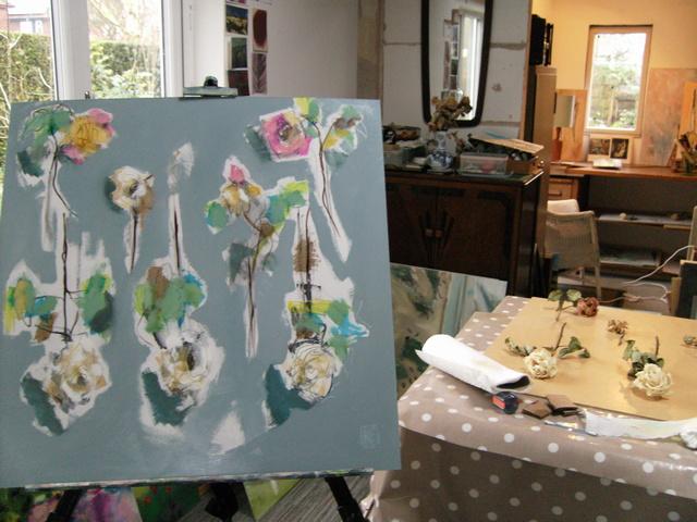 My studio 2015