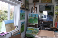 My studio for YOS 2015